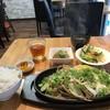 みんと - 料理写真:焼きそば定食です(2018.10.13)