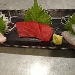 GYOぎょ魚 - 造り盛り合わせ
