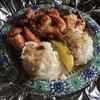 Giovanni's Shrimp Truck - 料理写真:ガーリックシュリンプ