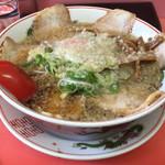 大むら支店 - チャーシュー麺 大脂