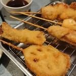 GYOぎょ魚 - 串カツ