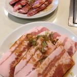 金龍 - お値段比悪くないお肉です