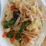 みたか食堂 - 料理写真:野菜炒め
