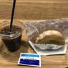 スカイカフェ アズール - 料理写真:ロールケーキとアイスコーヒーで730円