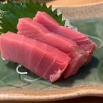 魚寅食堂 - マグロトロ刺