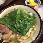 大城そば家 - 料理写真: