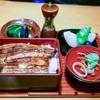 うなぎ屋酒坊・画荘 越後屋 - 料理写真:■うな重(空)6048円