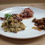 家庭料理 小川 - 山陰の旅のお土産