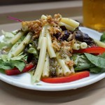 家庭料理 小川 - めかぶサラダ