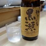 家庭料理 小川 - 芋焼酎