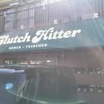 Clutch Hitter - 外観 ※店上住居?