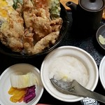 94498368 - 牡蠣天丼キターww