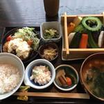 魚山亭 - あや定食1000円