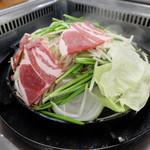 千本松牧場 - 野菜もたっぷり