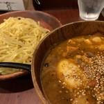 しんペー - 料理写真:スープカレーつけ麺