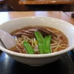 香湯ラーメン ちょろり - 料理写真: