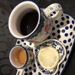 Cafe BAR MOKUBA - ホットワイン