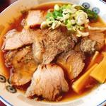 富公 - チャーシュー麺 (大)750円(税込)