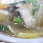 中国料理 大徳 - 五目汁そば
