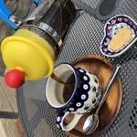 Cafe BAR MOKUBA - MOKUBAコーヒー