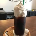 Cafe BAR MOKUBA - コーヒーフロート