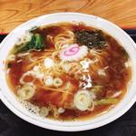三好食堂 - 料理写真:みよしラーメン