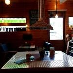 ホリデイズ カフェ - お店の中の様子