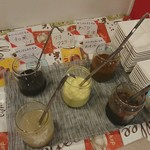ヒノマルステーキ - 選べるステーキソース