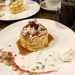 cafe cakra - 料理写真: