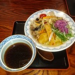 らー麺 天心 - 秋麺(1,000円)
