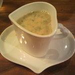 ナチュラルクイーン - スープ