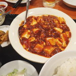 9451833 - マーボー豆腐定食