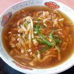 彩‐彩 - 料理写真:肉ラーメン('09/04訪問)