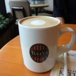 タリーズコーヒー - カフェラテ(Short)