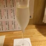 Izai - 日本酒グラスで