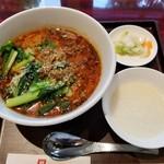 94513252 - 四川担々麺セット