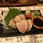 やき鳥 ササキ - 大山地鶏たたき