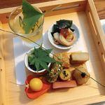 料膳 にし川 - 料理写真: