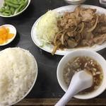 94515093 - 焼肉定食
