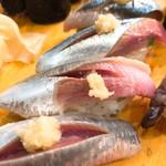 銀座 寿司源 - 料理写真: