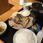 りん - 焼き魚御膳 1080円