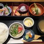 りん - 和味りん御膳 2084円