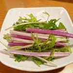 しゃぶしゃぶ温野菜 - 水菜