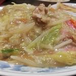 出島 - 太麺皿うどん