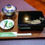 鳥常本店 - ■鰻重(特上)3600円