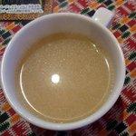 ガンジス川 - Aランチ・スープ