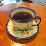 Kanda Coffee - モーニング:ドリップコーヒー