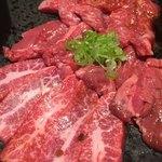 焼肉 牛若丸 - 黒毛和牛盛合せ