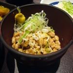 やえす初藤 - 納豆