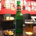 さくら - ミャンマー瓶ビール